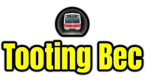 Tooting Bec  London Underground Station Logo PNG