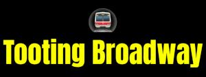 Tooting Broadway  London Underground Station Logo PNG