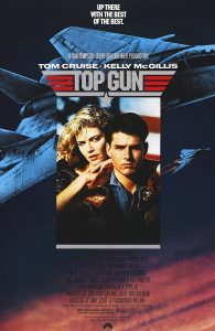 Top Gun 1986 Movie Poster