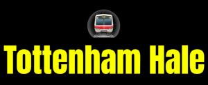 Tottenham Hale  London Underground Station Logo PNG