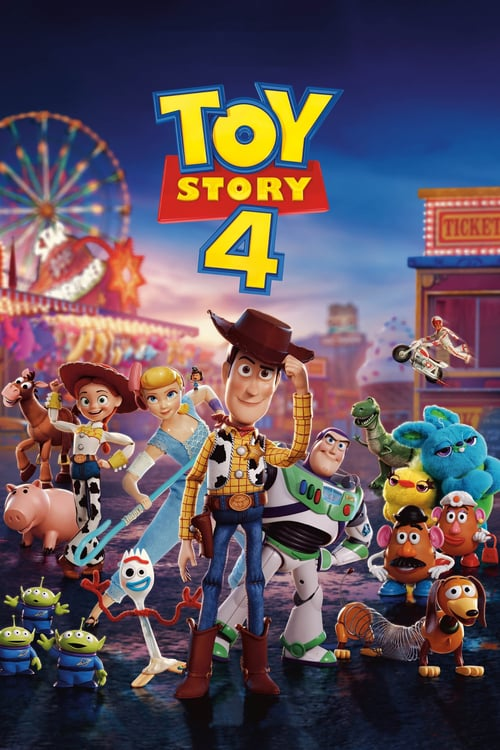 Toy Story movie poster 1995