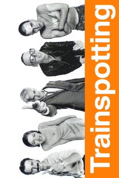Trainspotting movie poster 1996