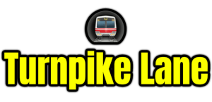 Turnpike Lane  London Underground Station Logo PNG