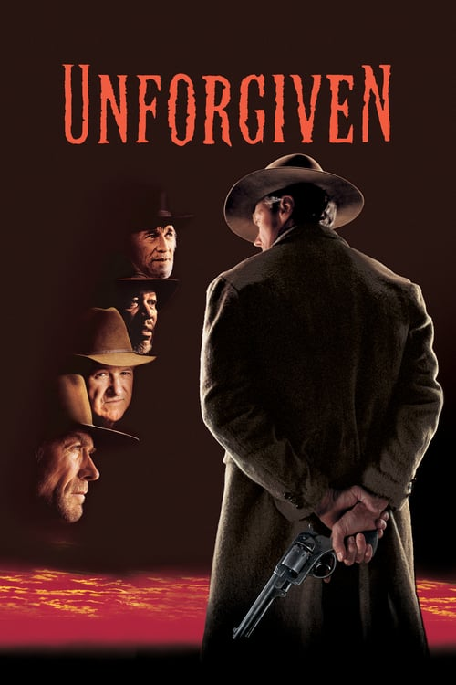 Unforgiven movie poster 1992