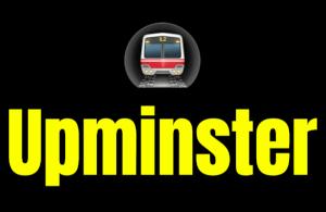 Upminster  London Underground Station Logo PNG