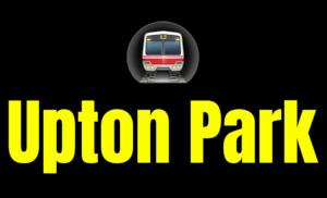 Upton Park  London Underground Station Logo PNG