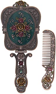 Vintage Mirror and Comb Set