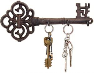 Vintage Wall Mounted Key Holder