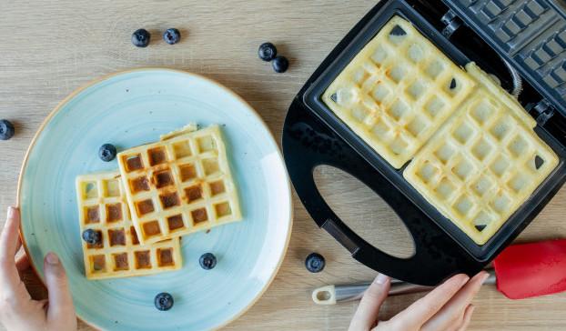 Waffle iron pic