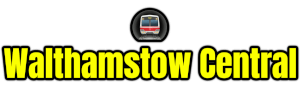 Walthamstow Central  London Underground Station Logo PNG