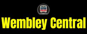 Wembley Central  London Underground Station Logo PNG