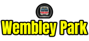 Wembley Park  London Underground Station Logo PNG