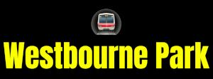 Westbourne Park  London Underground Station Logo PNG