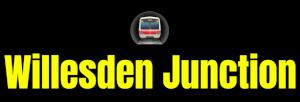 Willesden Junction  London Underground Station Logo PNG