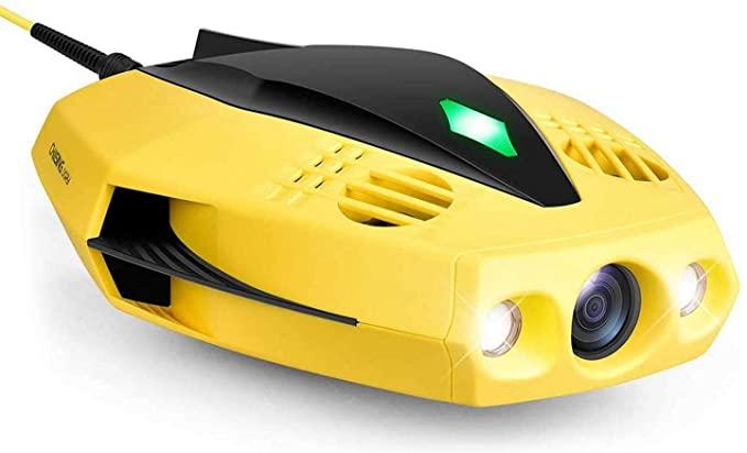 XIAOKEKE Underwater Drone Camera - 1080P Full HD
