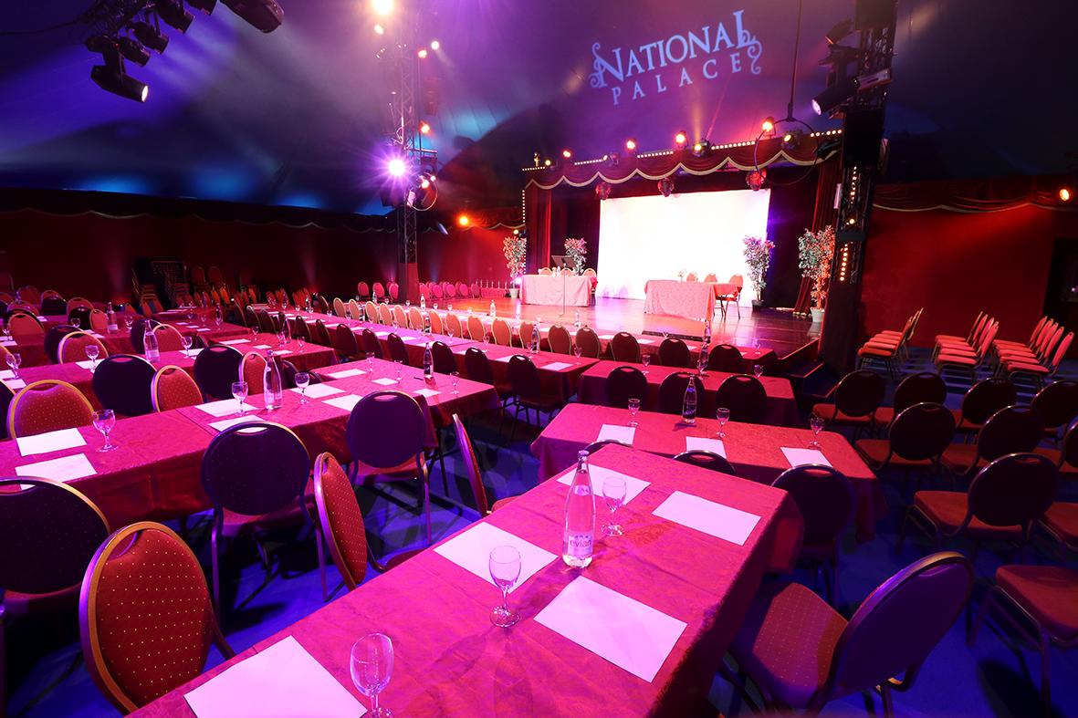 cabaret cirque national palace
