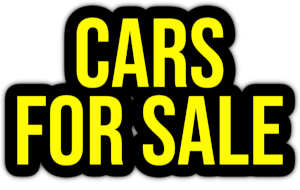 cars for sale PNG