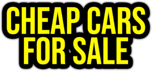 cheap cars for sale PNG