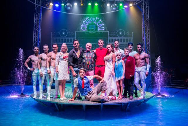 cirque sur l eau arena productions featured