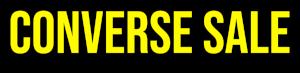 converse sale PNG