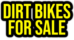 dirt bikes for sale PNG