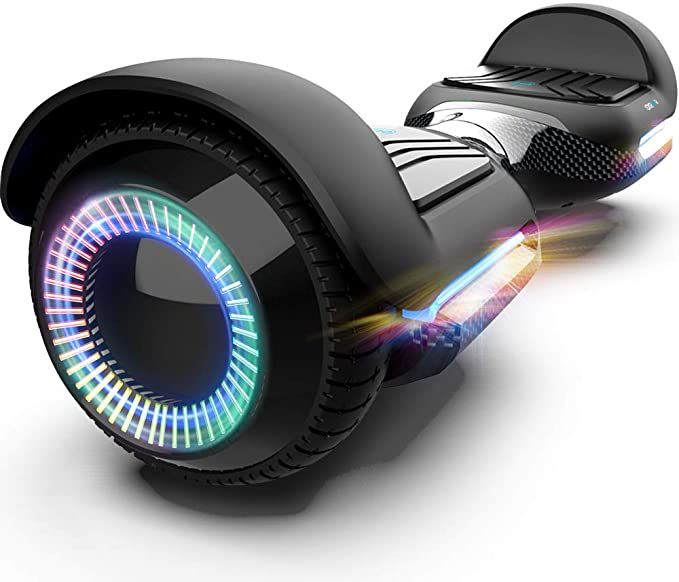 Gyroor Swift Hoverboard Self Balancing Hoverboard with Music Speaker