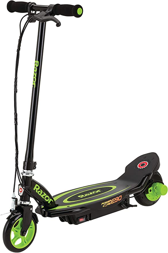 Razor Power Core E90 Electric Scooter with hub Motor