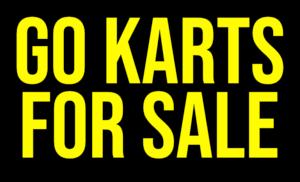 go karts for sale PNG