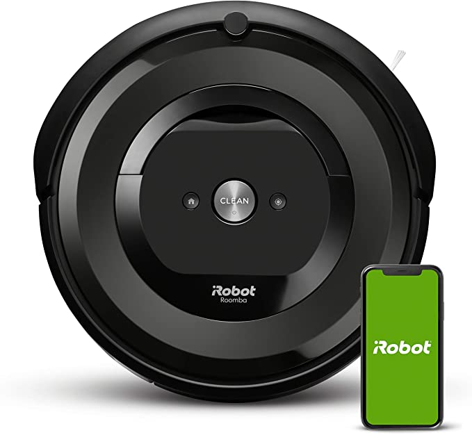 iRobot Roomba E5 (5150) Robot Vacuum - Wi-Fi Connected