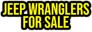 jeep wranglers for sale PNG