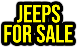 jeeps for sale PNG