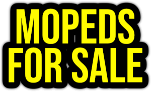 mopeds for sale PNG