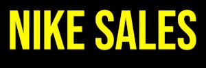 nike sales PNG