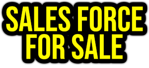sales force for sale PNG