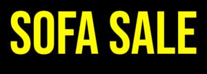 sofa sale PNG
