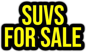 suvs for sale PNG