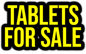 tablets for sale PNG
