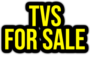 tvs for sale PNG