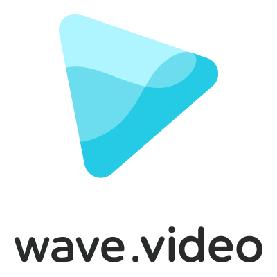 wave video logo